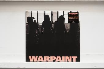 WARPAINT - Heads up (Limited Edition Pink & Black Vinyl)