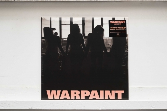 WARPAINT - Heads up (Limited Edition Pink & Black Vinyl)