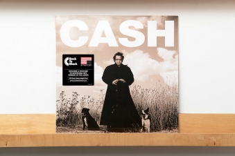 Johnny Cash ‎- American Recordings