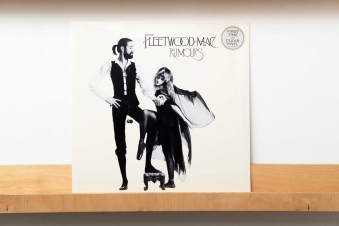 Fleetwood Mac ‎- Rumours (Limited Edition, Reissue, Clear)