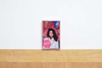 Björk - Post (Cassette, Album, Limited Edition, Reissue, Pink)