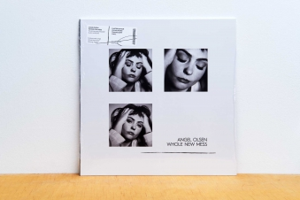 Angel Olsen - Whole New Mess- Limited Edition, Clear Smoke
