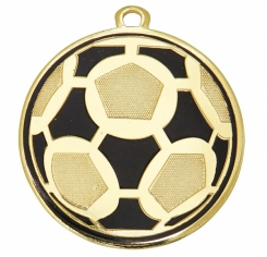Медаль Д 509 футбол д.50 мм