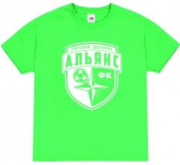 футболка  ФК Альянс
