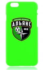 Чохол на телефон  с логотипом ФК  Альянс