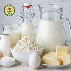 Молочні продукти та яйця