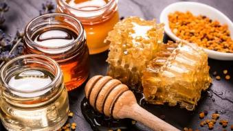 Крем мед Щедра Бджілка