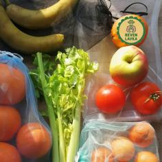 Набір мішків для овочів та фруктів