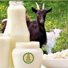 Молоко козяче 1 л