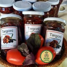 В'ялені томати (ТМ Targoni)