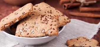 Печиво цільнозернове 100 г