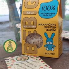 БЕЗ ГЛЮТЕНУ Дитячі 300 г