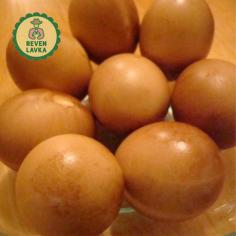 Копчені перепелині яйця