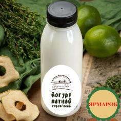 Йогурт питний 2,5%, без наповнювача від Олени Щербаковой