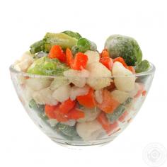 Суміш овочева
