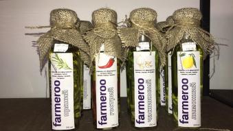 Олія оливкова Farmeroo 250 мл.