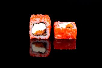 70   Вершковий з лососем