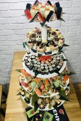Суші-торт V.I.P.