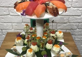 Суші торт Wasabi mini