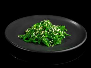 Салат з чуки