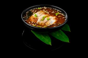 Місо-суп з вугрем