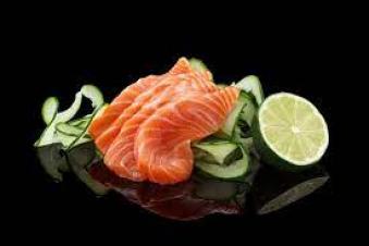 Сашимі з лосося