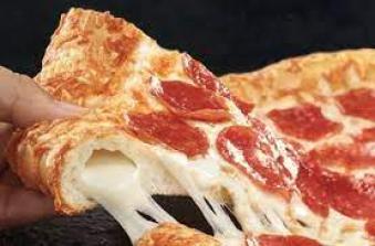 Сирний бортик до піци 50 см