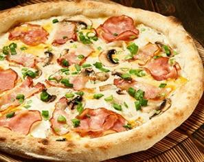 Піца Карбонара 50 см