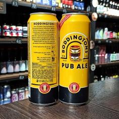 Boddingtons Pub Ale 0,5