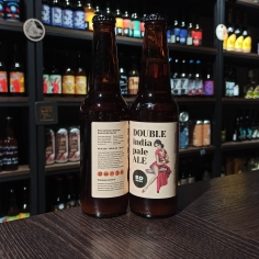 SD Double India Pale Ale 0.33