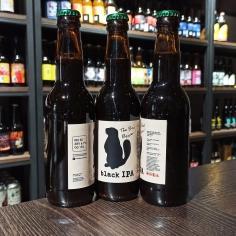 Bad Beaver Black IPA 0,33
