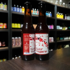 Mad Brew Elixir Vulgaris 2019 - Beet & Chili Gose 0.33