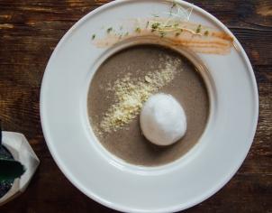 Грибний суп-крем 250г