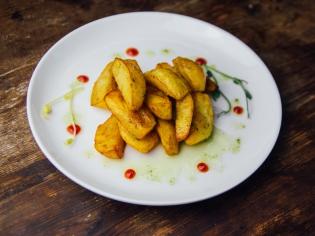 Картопля з розмарином 200г