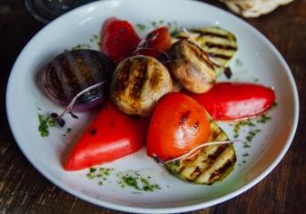 Овочі-гриль 200г