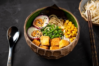 Coconut-Curry Tofu Ramen Kit