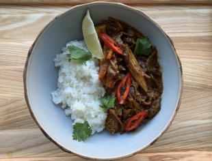 Red Beef Curry