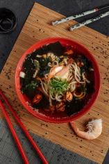Місо суп з морепродуктами