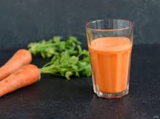Моркв'яний фреш з вершками