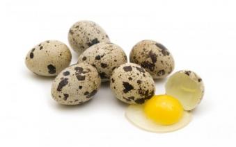 Яйце перепелине 1шт