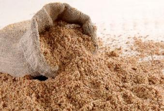 Борошно з насіння коричневого льону (фасоване 300 г.)