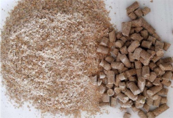Житні висівки (фасоване 250 грам)