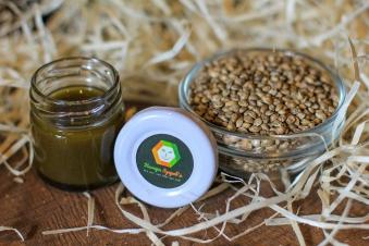 Олія Конопляна (100 грам)
