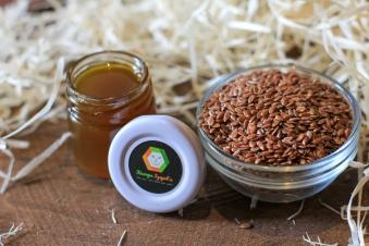 Олія Коричневого льону (100 грам)