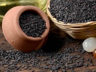 Кунжут чорний насіння