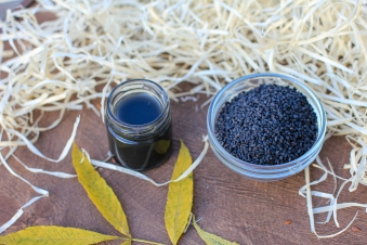 Олія Кунжутна чорна (100 мл.)
