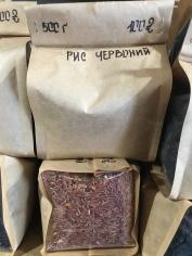 Рис червоний (фасований 500 грам)