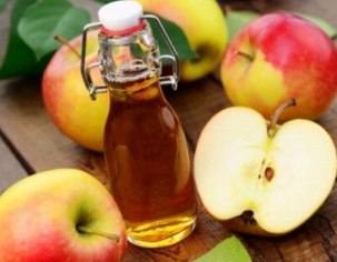 Яблучний оцет (100 мл.)