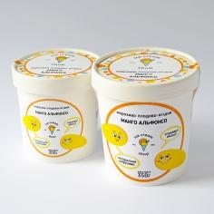 Морозиво плодово-ягідне