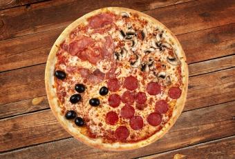 Піца 34 см